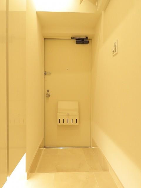 グリーンキャピタル広尾 玄関ホール