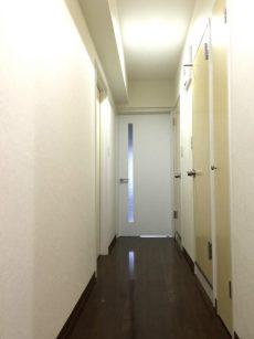 マンションフロイント麻布 廊下