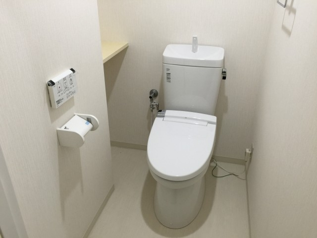 マンションフロイント麻布 トイレ