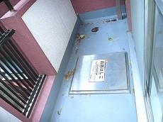 チュリス氷川坂 洋室にあるバルコニー 3.29㎡ 312