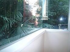 チュリス氷川坂 開放感ある洋室の窓312