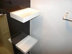 浴室 トレイ2つ
