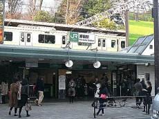 原宿ニュースカイハイツ 原宿駅