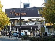 原宿ニュースカイハイツ カフェ
