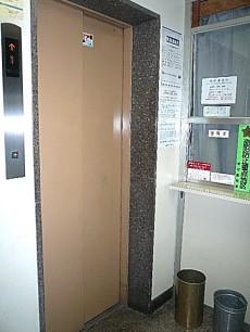 原宿ニュースカイハイツ エレベーター