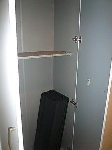 原宿ニュースカイハイツ トールサイズの玄関収納