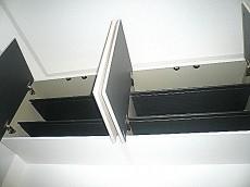 玄関収納 吊戸棚