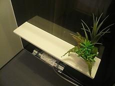 浴室 カウンターです。