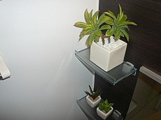 シャンボール柿の木坂 バスルーム