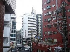 シャンボール柿の木坂 4階からの眺望です。