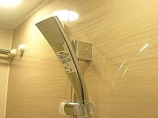 マンションフロイント麻布 浴室 シャワーです。
