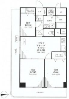コートハウス東品川 図面