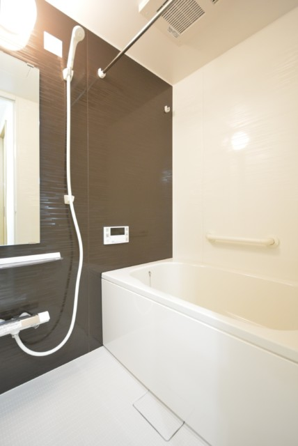 五反田サマリヤマンション 浴室
