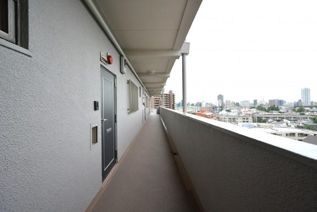 日生野沢マンション 玄関