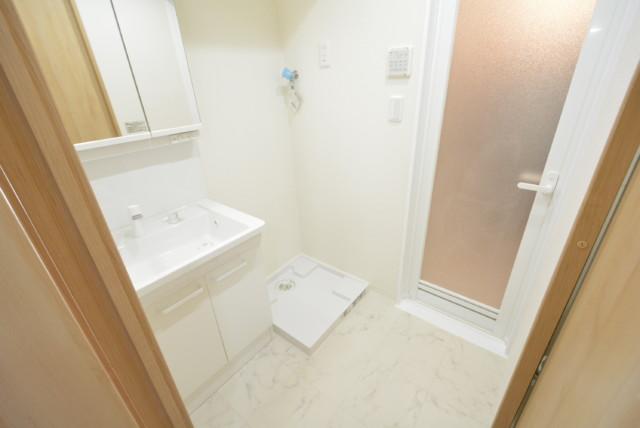 五反田サマリヤマンション 洗面室