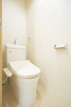 五反田サマリヤマンション トイレ