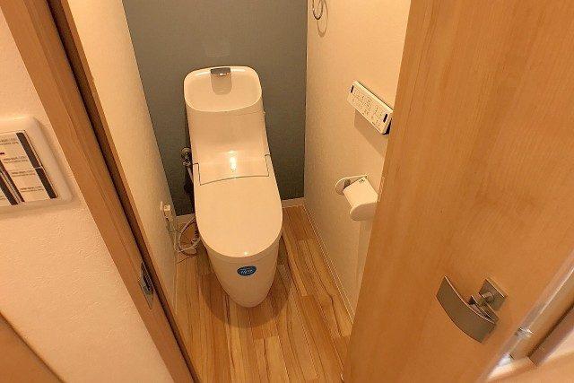 NICハイム茅場町 トイレ