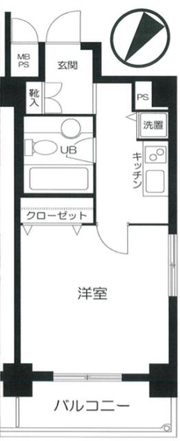 ミリオングランデ元赤坂ヒルズ603