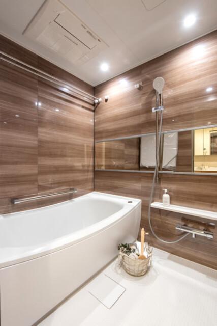 ビラハイツ北の丸 浴室