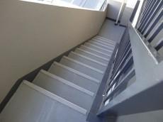 第2豪徳寺ハイム 階段