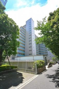 飯田橋第2パークファミリア 外観