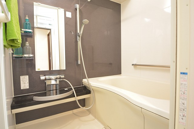 ミサワホームズ東大井 落ち着いた雰囲気のバスルーム