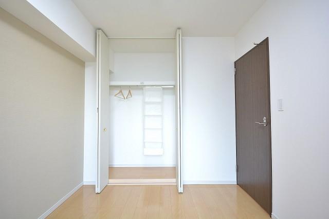 ミサワホームズ東大井 約5.5畳の洋室のクローゼット