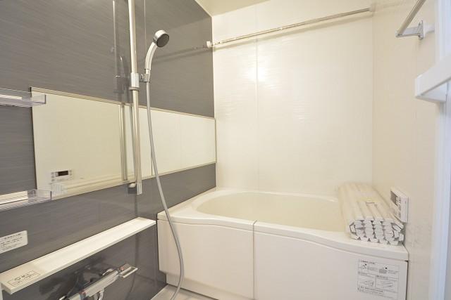 メイゾン西麻布 追い焚きと浴室換気乾燥機能付き