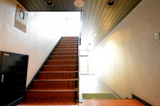 パークハイム上馬 階段402