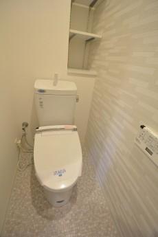 マンション白金苑 トイレ