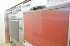 大崎南パークハウス 食洗機にオーブン付き