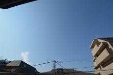 タウンシップ尾山台 空も良く見える!
