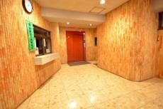 芝パークサイドハイツ エレベータホール