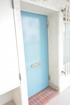 目白ガーデニア 玄関ドア