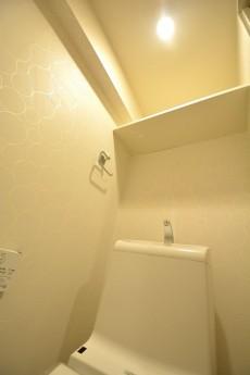 芝パークサイドハイツ トイレ