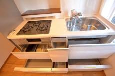 五反田ダイヤモンドマンション キッチン2