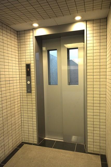 大崎南パークハウス エレベーター