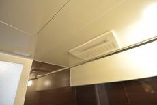 芝パークサイドハイツ 浴室換気乾燥機