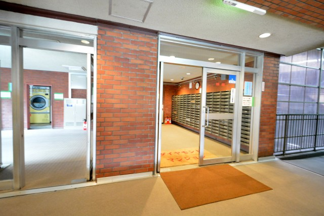 五反田ダイヤモンドマンション エントランスホール