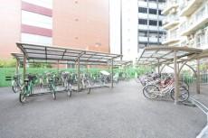 五反田ダイヤモンドマンション  駐輪場