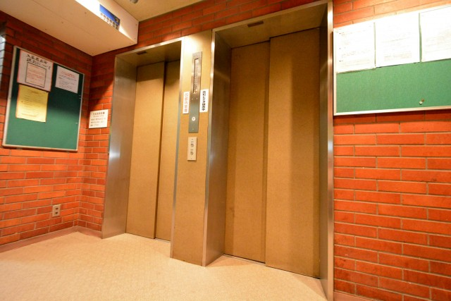 五反田ダイヤモンドマンション エレベーター