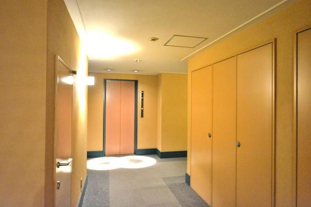 パークハイム用賀中町 エントランスホール
