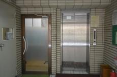 光建ハイムブリリアンス日本橋浜町四番館 エレベーター