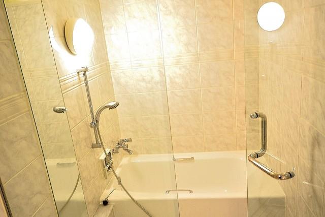 ビラハイツ北の丸 バスルーム