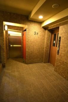 ビラハイツ北の丸 エレベーター