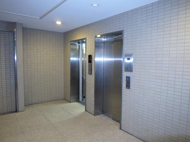 小石川ザ・レジデンス エレベーター