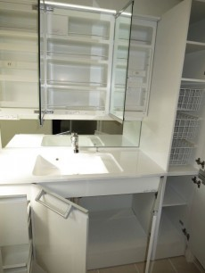 藤和新宿番衆町コープ 洗面室