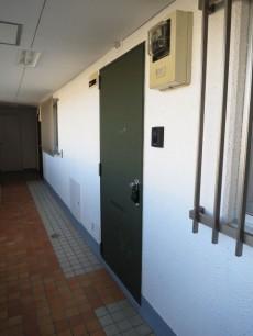 ヴァンヴェール新宿 廊下