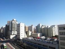 ヴァンヴェール新宿 眺望