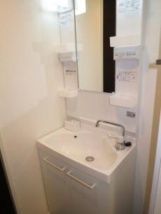 ヴァンヴェール新宿 洗面室